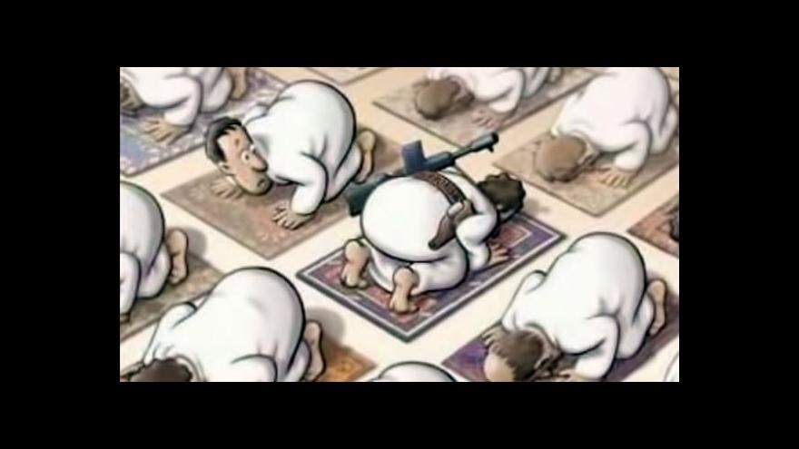 Video Muslimové se v kampani vymezují proti IS