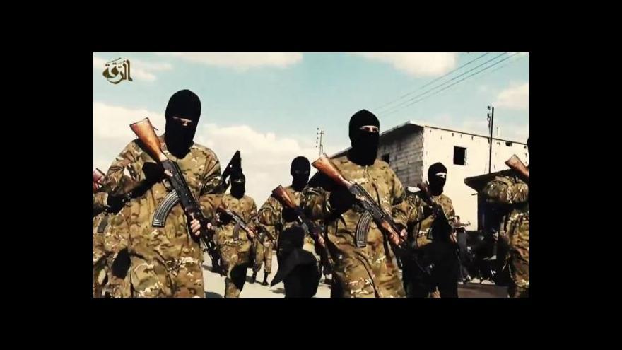 Video Události: Stíhačky proti IS pošle i Brtiánie
