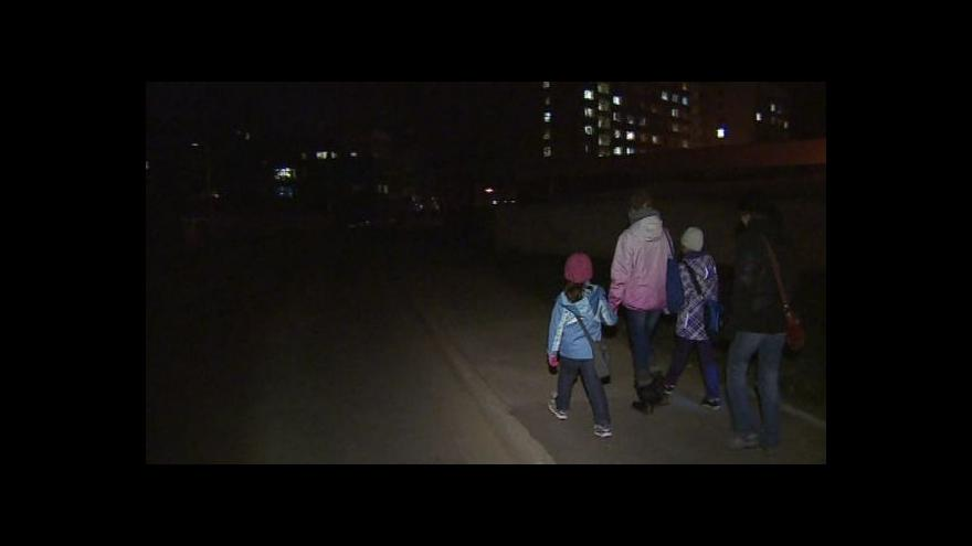 Video Anketa mezi obyvateli Podveské ulice v Brně-Komíně