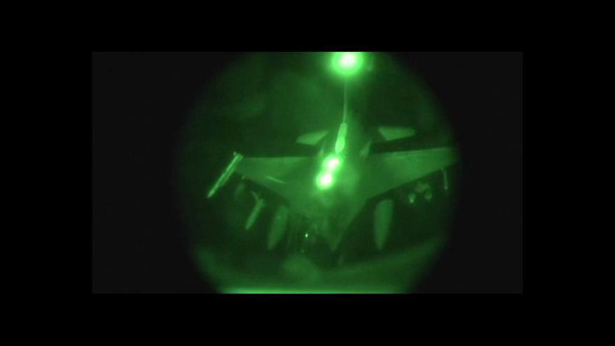 Video USA podnikly další útoky v Sýrii