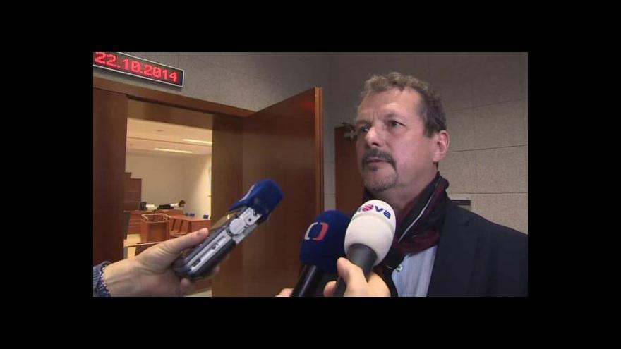 Video Jak Jaroslav Přikryl vidí dnešní verdikt soudu?