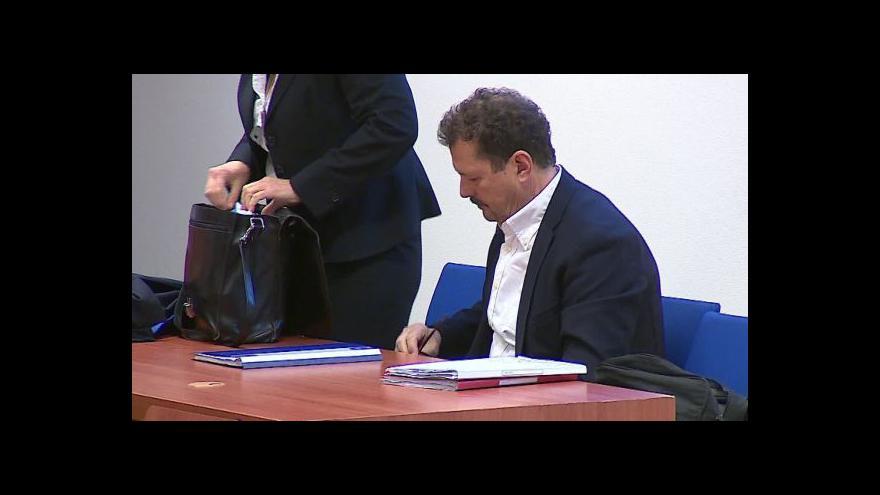Video Podmínka pro Jaroslava Přikryla za zahlazování pokut