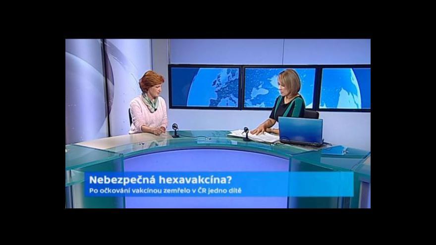 Video Rozhovor s Ivanou Nulíčkovou