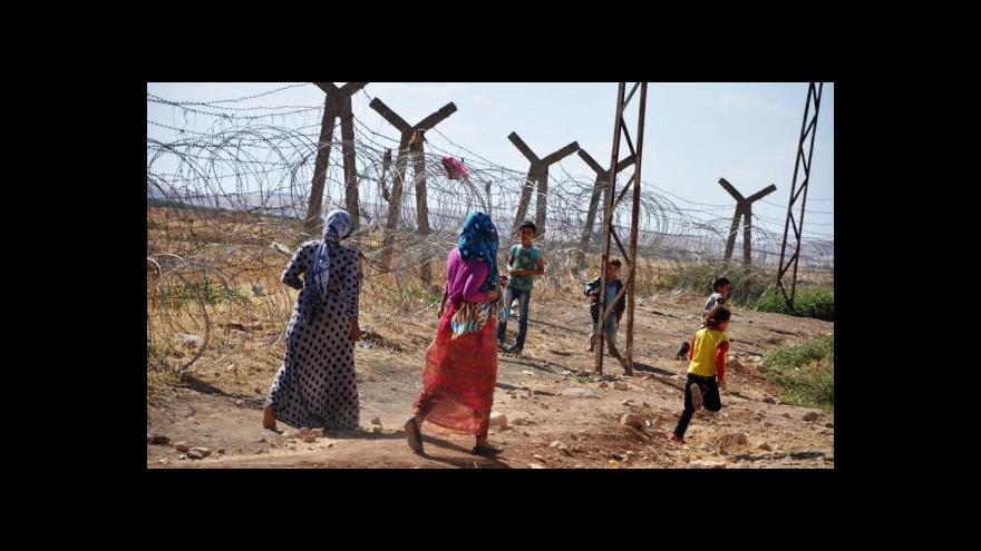 Video Člověk v tísni: Konflikty mezi Turky a Syřany narůstají