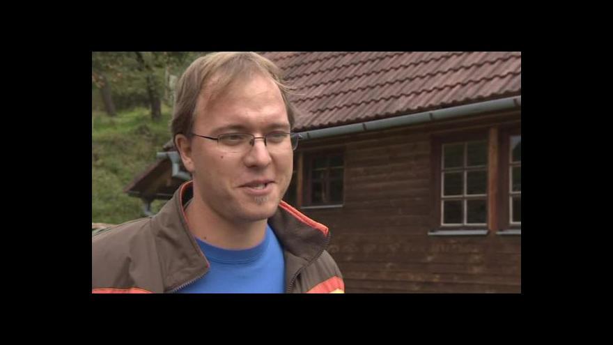 Video O sušárně hovoří starosta Rudimova Stanislav Franc (nez.)