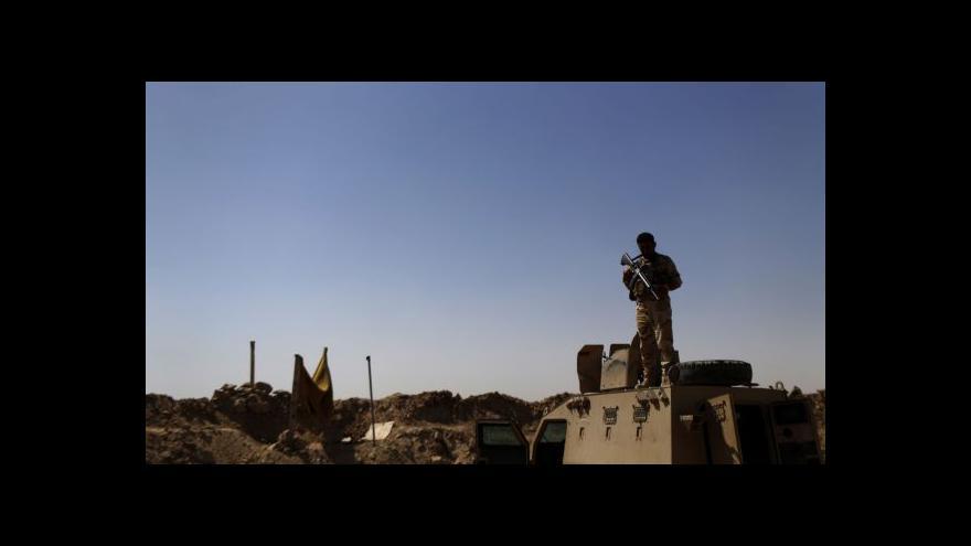 Video Válka proti IS přepisuje diplomatickou mapu