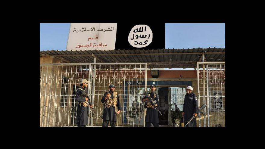 Video Týkají se hrozby islamistů také Česka?