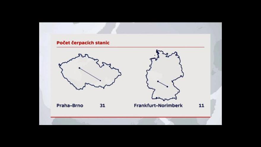 Video Česko je velmoc čerpacích stanic