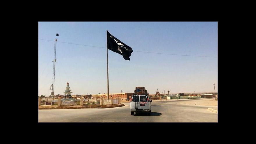 Video Analytik Kužvart: Zásah v Sýrii je legitimní
