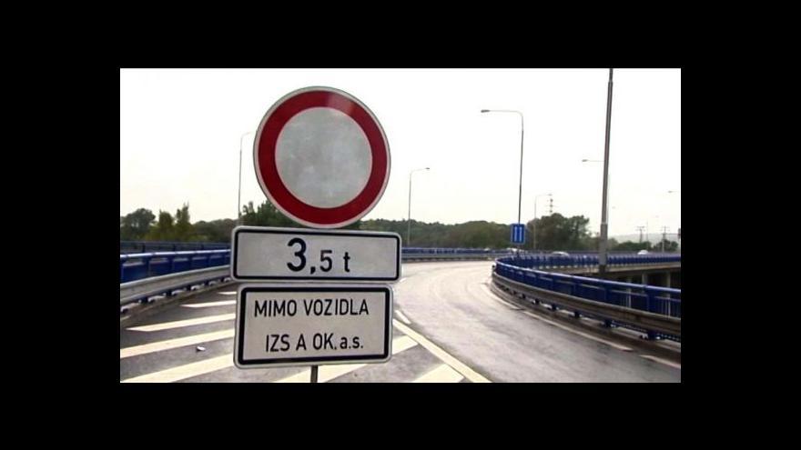 Video ŘSD vrátilo Eurocii návrh na sanaci mostů