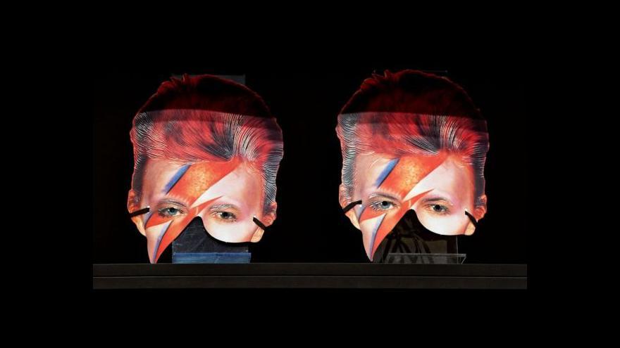 Video Mardoša z Tata Boys: Bowie propojuje řadu hudebních stylů