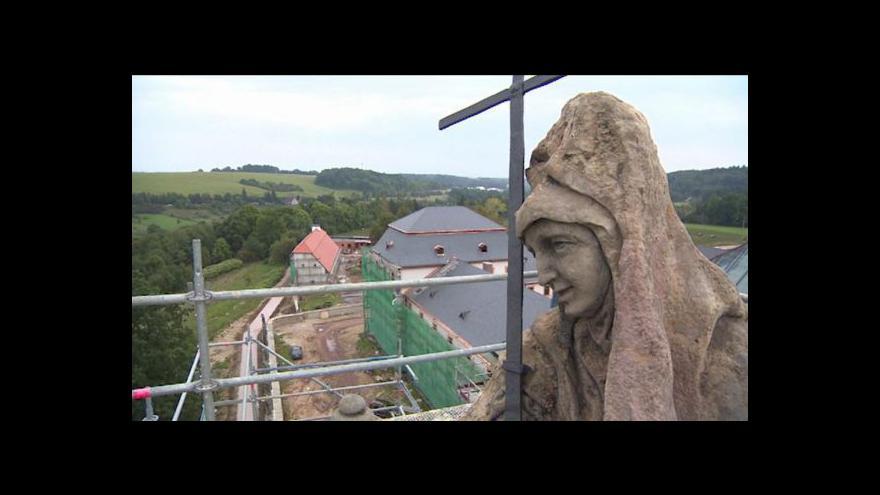 Video Stát obnovuje historické dědictví