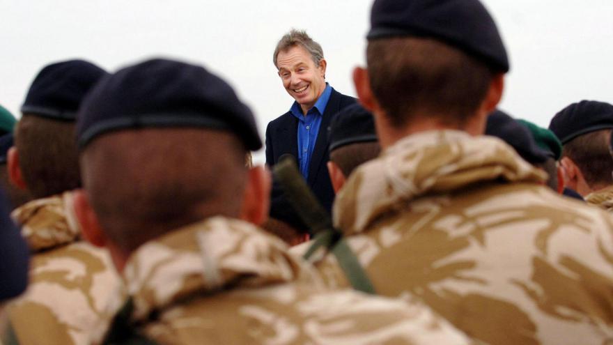 Video Publicista Jan Jůn k vyjádření Tonyho Blaira