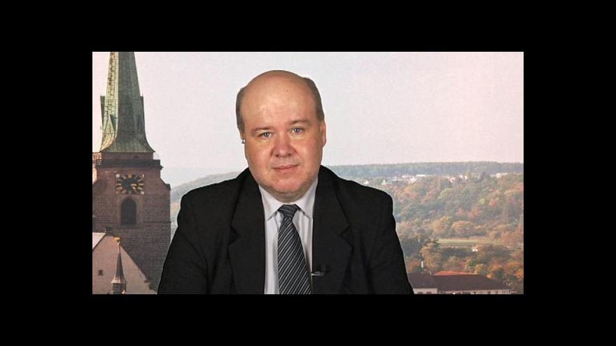 Video Historik Pavel Suk o Rudém právu