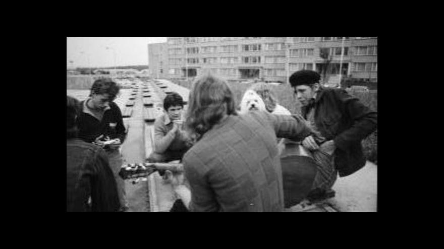 Video Sídlištní lidé Jaromíra Čejky osídlili Opavu