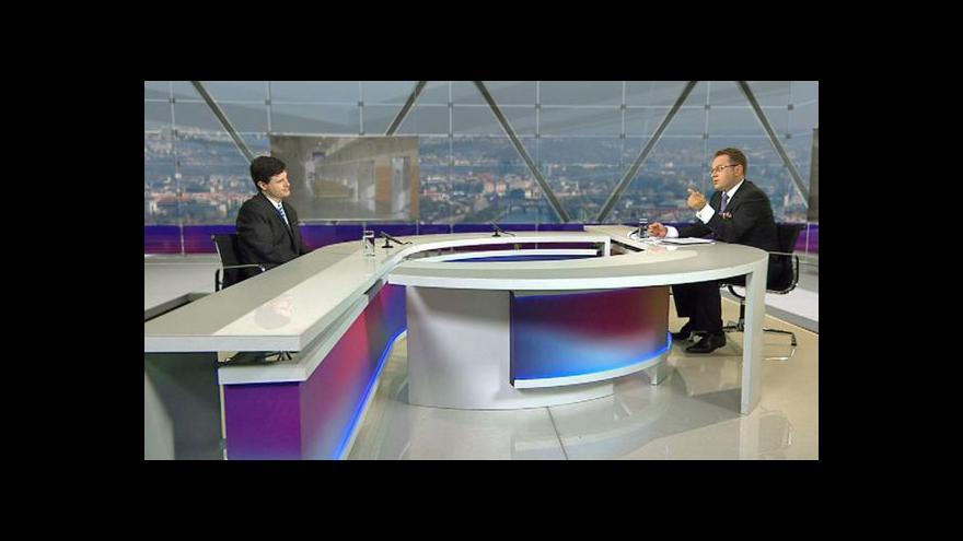 Video Na Hradě straší: Pavel Hasenkopf v OVM