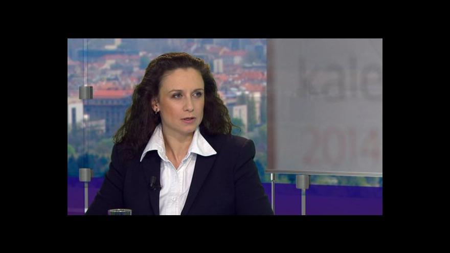 Video Hornochová: Nižší sazbu daně chceme posunout k 10 procentům