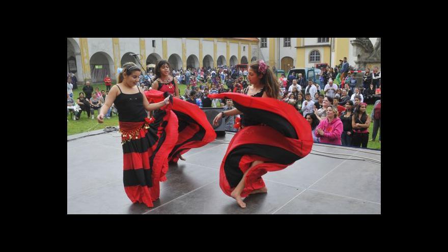 Video Romská pouť se konala pošestnácté