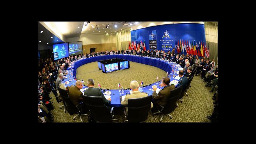 Video Generál Pavel šéfem Vojenského výboru NATO