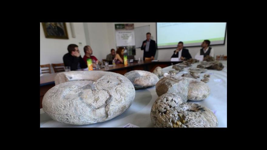 Video Unikátní nálezy českých vědců v Antarktidě