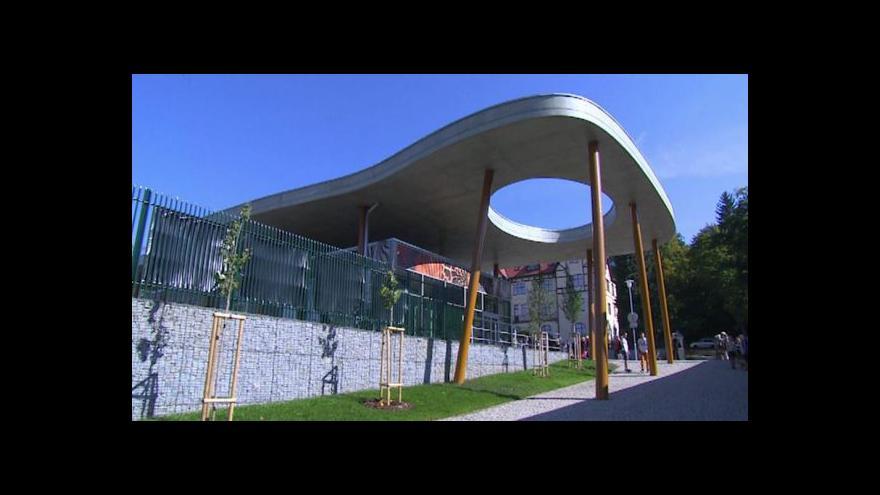 Video Liberecká zoo má nový hlavní vchod