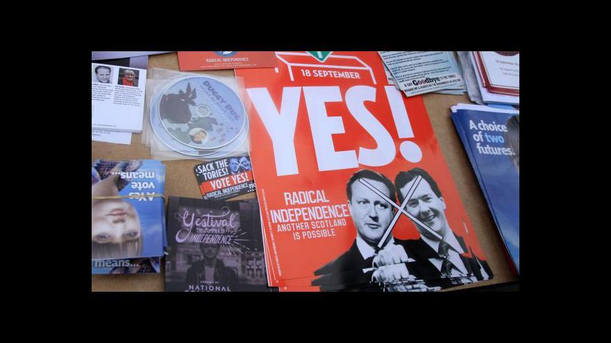 Video Historik: Skotové o vlastní historii mluví více než Angličané