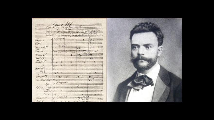Video Dvořákova první opera má premiéru