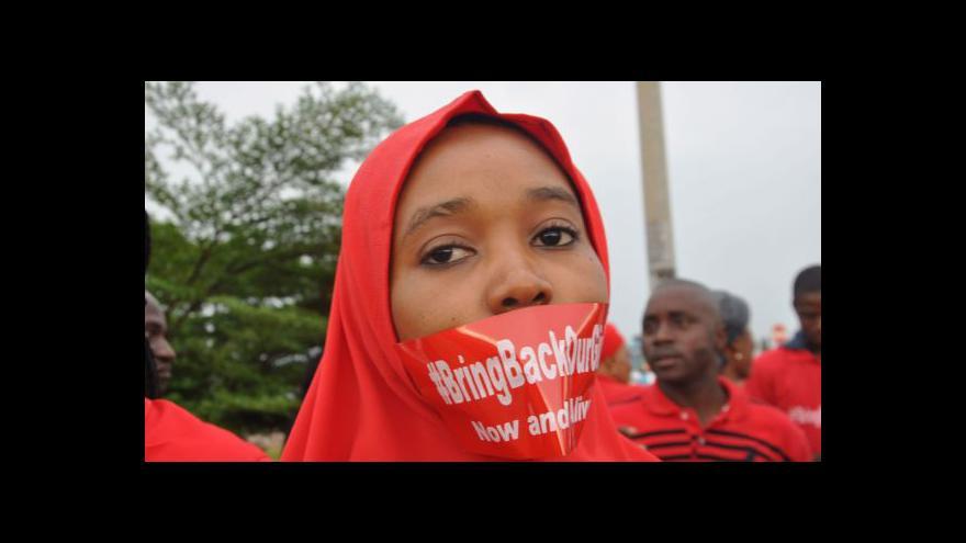 Video Kauza Boko Haram a unesených školaček
