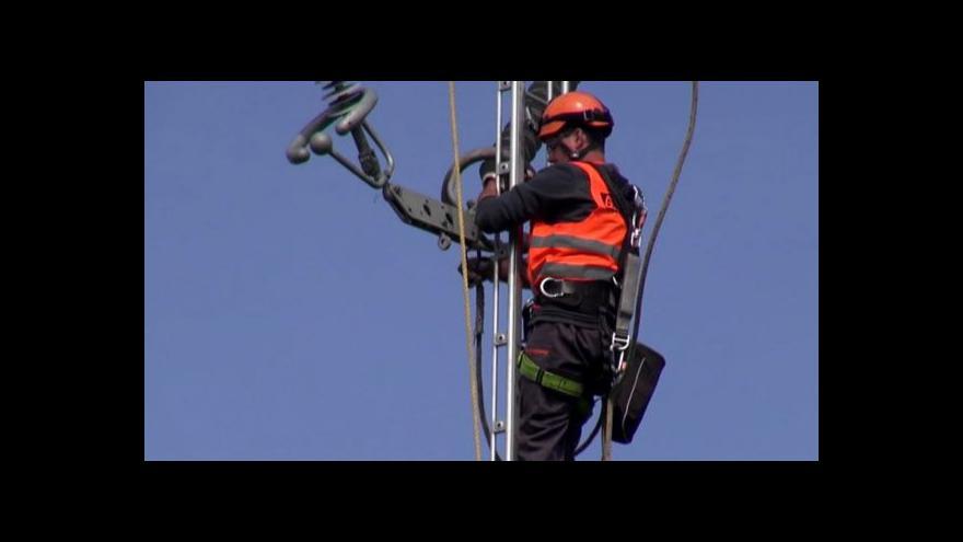Video Události: Cvičení pro případ velkého výpadku elektřiny