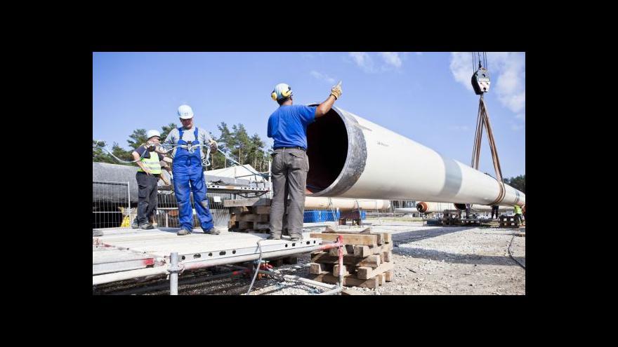 Video Kajtman: Buď plyn odebírá někdo na Ukrajině, nebo Rusko skutečně začalo omezovat dodávky