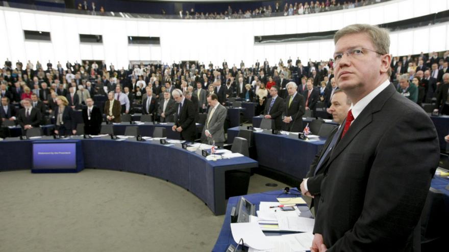 Video Štefan Füle: Evropská unie je v lepší kondici, než se může zdát