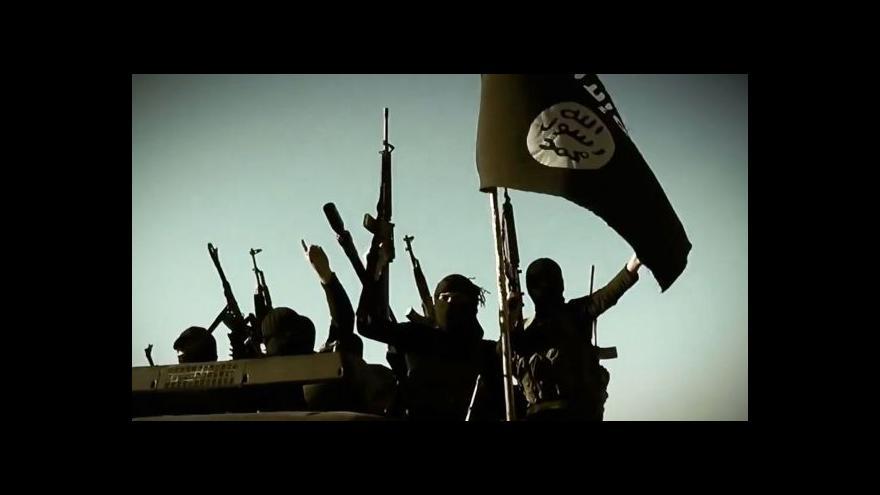 Video Horizont ČT24 o boji s Islámským státem