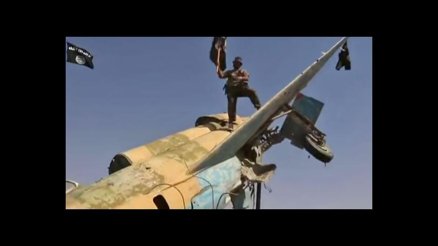 Video Islámský stát je hrozbou pro celý region