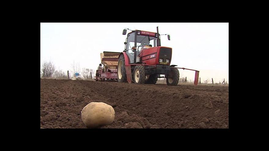 Video Na ochranu proti sankcím si zemědělci musí počkat, politici jsou v ní nejednotní