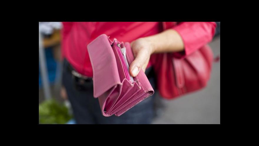 Video Události: Minimální mzda od ledna stoupne na 9 200 korun