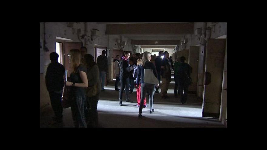 Video Věznice v Uherském Hradišti se otevřela veřejnosti