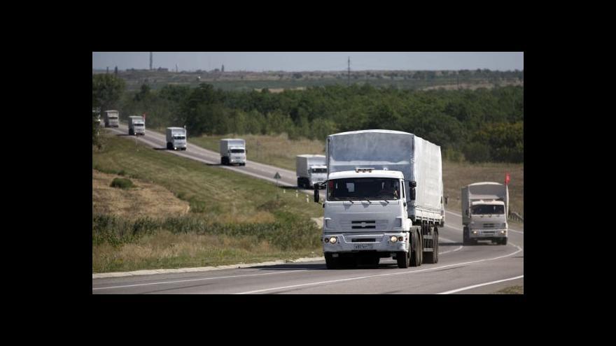 Video Martin Dorazín: S konvoji se opakuje stejný scénář