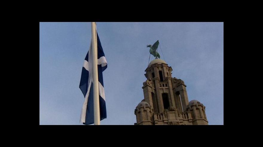 Video Síly jsou před skotským referendem vyrovnané