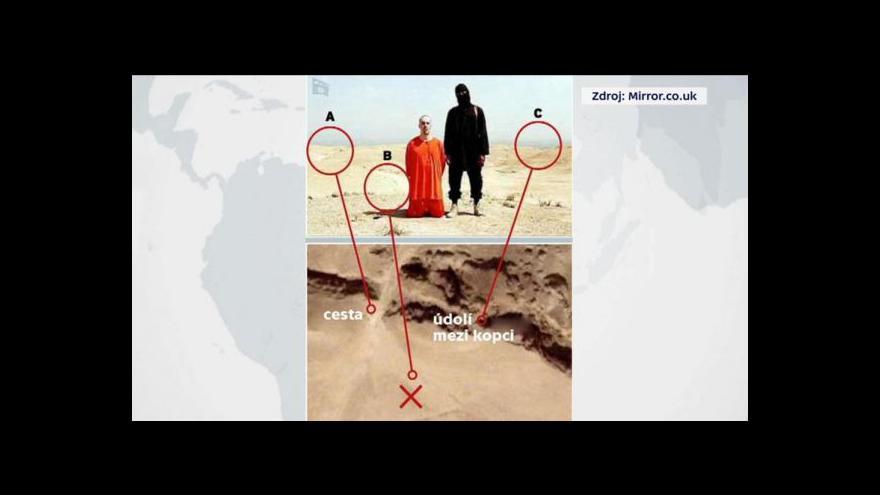 Video Kdo zabil Foleyho? Hlavním podezřelým je rapper z Británie