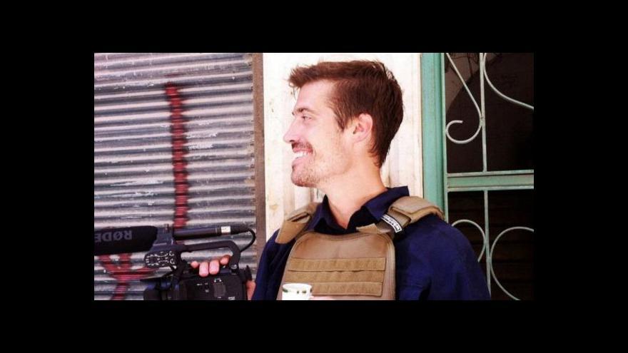 Video Evropu šokovala vražda amerického novináře