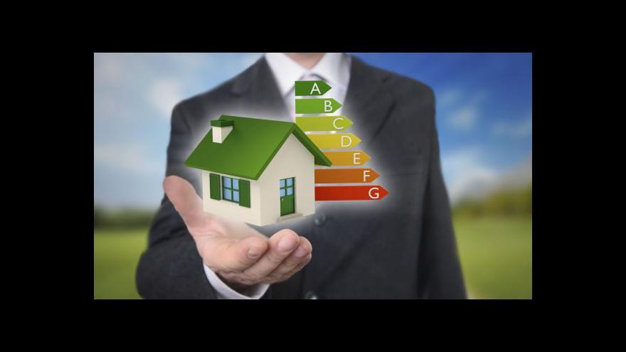 Video Zelená úsporám dá šanci bytovým domům