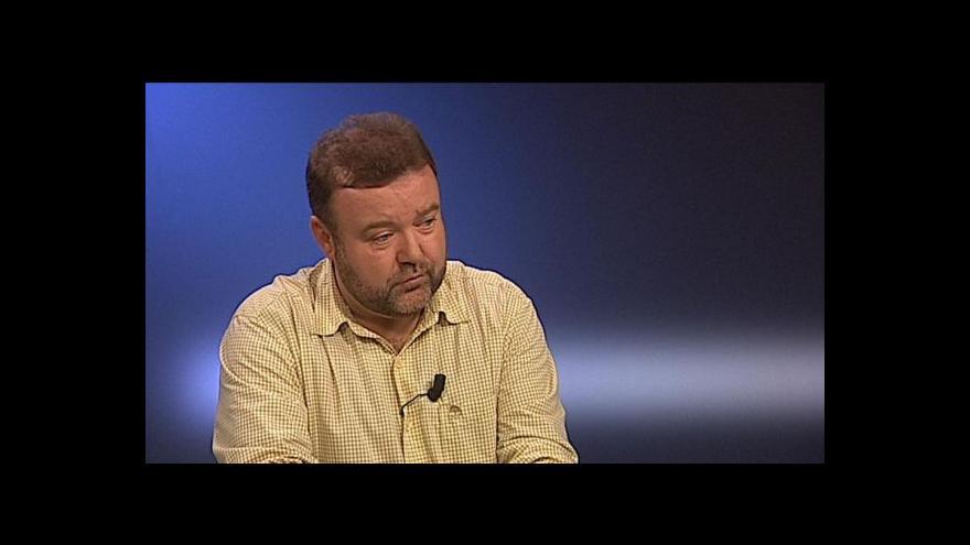 Video Miroslav Karas k situaci na východě Ukrajiny