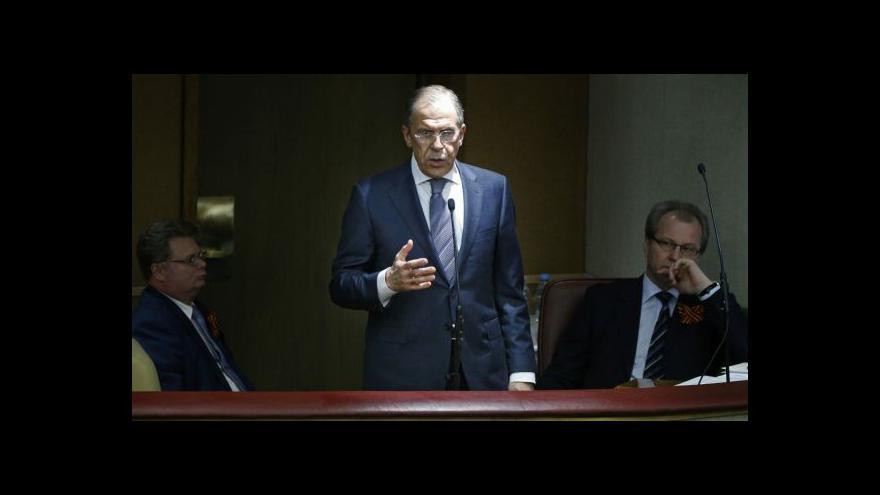Video Politický geograf: Rusko nebude s reakcí na sankce příliš váhat