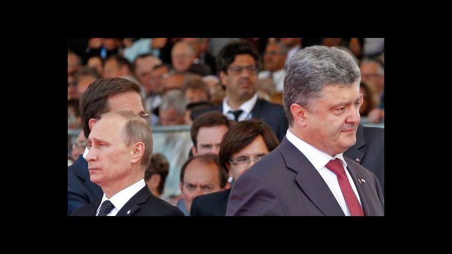 Video Svoboda z FSV UK: Rusko si nemyslí, že dělá něco špatně