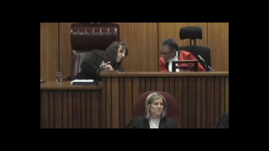 Video Verdikt nad Oscarem Pistoriusem
