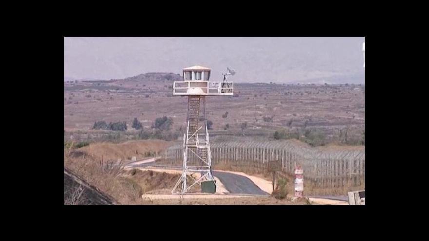 Video Češi se chystají na Golany - a mají velké ambice