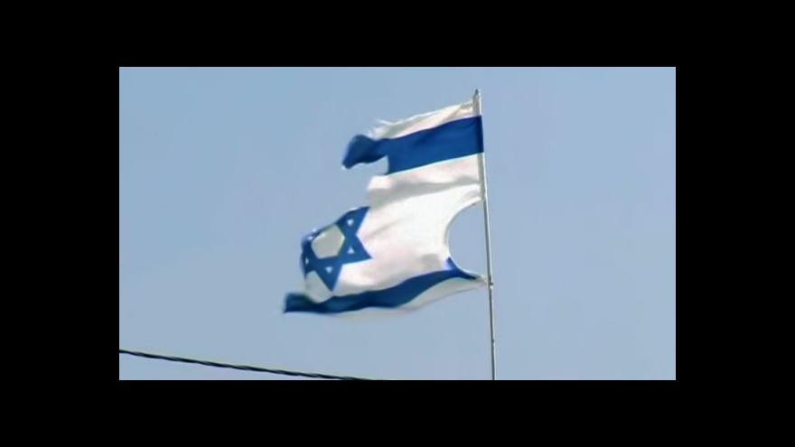 Video Západ kritizuje Izrael za zábor půdy