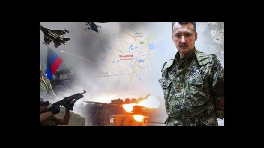 Video Milan Dvořák o Strelkovovi: Jednou v rozvědce, vždy v rozvědce