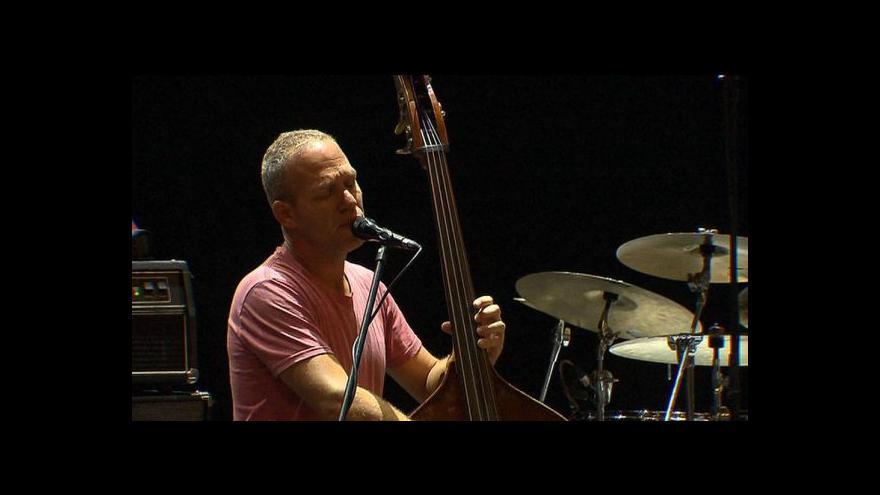Video Avishai Cohen hrál v Praze