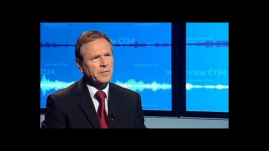 Video Jiří Šedivý o hrozbě islámského terorismu